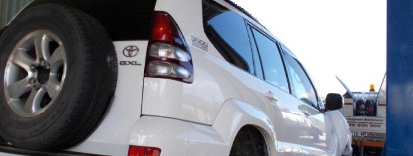 Light Vehicle Repairs